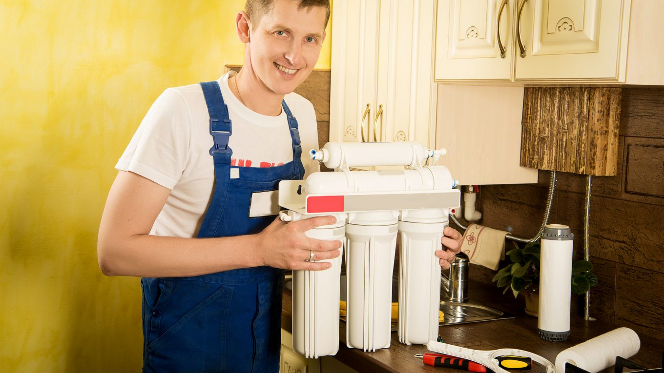 Easy Steps To Maintain A RO Water Purifier